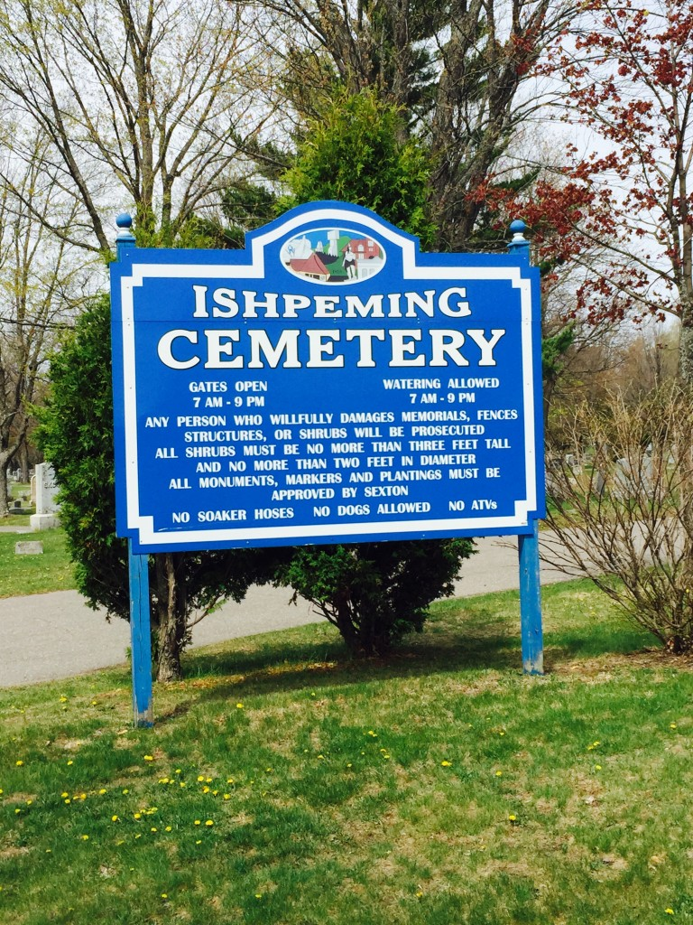Ishpeming Cemetery